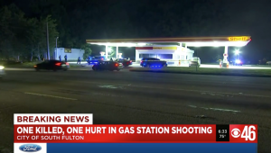 South Fulton, GA Gas Station Shooting Claims One Life, Injures One Other.