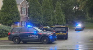 The Park at Browns Mill Apartment Complex Shooting Leaves One Man Injured.