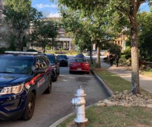 Darien Gatewood Fatally Injured in Buckhead Atlanta Apartment Complex Shooting.